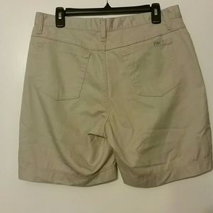 Riders by Lee Shorts - Khaki Bermuda Riders by Lee Shorts size 12
